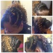 Photo #21: Weaves, Extensions, Natural hair - you name it I do it!