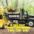 Dump Truck / Skid Steer Service. Milwaukee