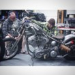 Photo #2: OLD E METALWORKS . Motorcycle Service, Repair, Fabrication...