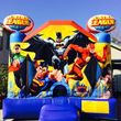 Disney Cartoon bounce house rentals. Hot deals!