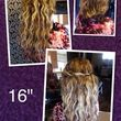 Hair extensions, highlights, color, makeovers