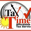 TAX REFUND SERVICE AFFORDABLE !