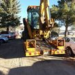 Photo #3: Naber Automotive. Snow Removal by Backhoe or Skid Loader