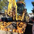 Photo #2: Naber Automotive. Snow Removal by Backhoe or Skid Loader
