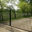 Iron Fence Fabrication and Installation