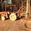 Tractor and Bobcat work