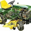Small Engine - Lawn Mower Repair Service