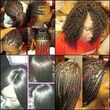 Natural looking sew ins