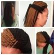 Vixen Crochet braids $80