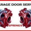 Garage Door!!!BROKEN SPRINGS-Call Us Today