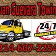 *** Affordable , Fast ,24/7, Guevara Towing Grua