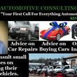 Automotive Consulting - auto repair -save money