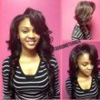 Brazilian Human Hair with Sew-In Only $150!!! ATL'S Finest Weave Shop