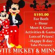 Mickey & Minnie & more!