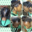 HAIR! Quick Weaves, Ponytail updos...