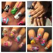 Nails full set for reasonable prices!