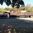 Shipping and hauling with 40'tiltbed trailer