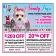 Photo #1: 20% OFF Dog & Cat Grooming & Dog Boarding in Bayside Queens NY