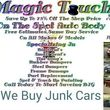 Magic touch mobile dent repair save 75% free estimate same day service