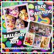 Goochie Goo Entertainment. Face Painting, Balloon Artist...