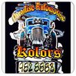 PARADISE AUTOMOTIVE KOLORS. COME! JOIN THE PAK!