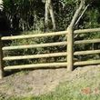 Critter custom fencing. Colby Costa