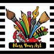 Bless Your Art Custom Art & Paint Parties
