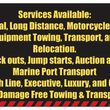 Auto Towing and Transport