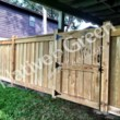 Photo #19: Native Green Fence & Landscape, LLC. - VINYL - BAMBOO - WOOD
