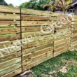 Photo #18: Native Green Fence & Landscape, LLC. - VINYL - BAMBOO - WOOD