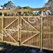 Photo #17: Native Green Fence & Landscape, LLC. - VINYL - BAMBOO - WOOD