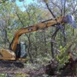 Photo #1: Land clearing!! Grading!! Skid steer services!!! Demolition