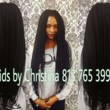 Photo #2: Quick weave, Sew ins, Briads, Crochets, Twist, etc