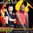 Self-Defense using Wing Chun Kung Fu (Tampa Martial Arts)