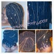 Special pricing: faux locs, ghana braids box braids, rope twist