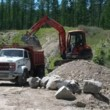 Photo #13: Excavation and Construction