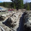 Photo #5: Excavation and Construction