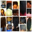 Box Braids, Sew Ins and more! Back To School