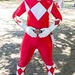 Mighty Power Galaxy Ranger Character For Your Party!