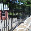 Steel Fence Restoration. Welding Services