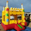 Photo #1: BOUNCE HOUSE [option 1 ] rentals as low as $79.99
