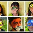 Pintacaritas / Face Painting / Pinta Caritas