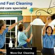 Bright and Fast Cleaning