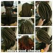 Photo #14: HOLLYWOOD CHEVEU $125.00 SENEGALESE TWIST