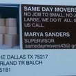 Sameday movers