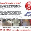Photo #2: CARPET CLEANING SPECIALS 100% MONEY BACK GUARANTEE