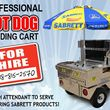 Photo #1: HOT DOG CARTS FOR HIRE FOR EVENTS / PARTIES