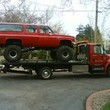 Photo #1: Flatbed Tow Truck Service
