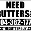 Photo #1: FREE GUTTERS
