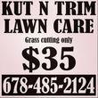 Photo #1: Grass cutting lawn service